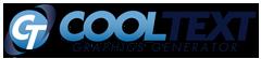 Сервис CoolText: создание кнопок онлайн